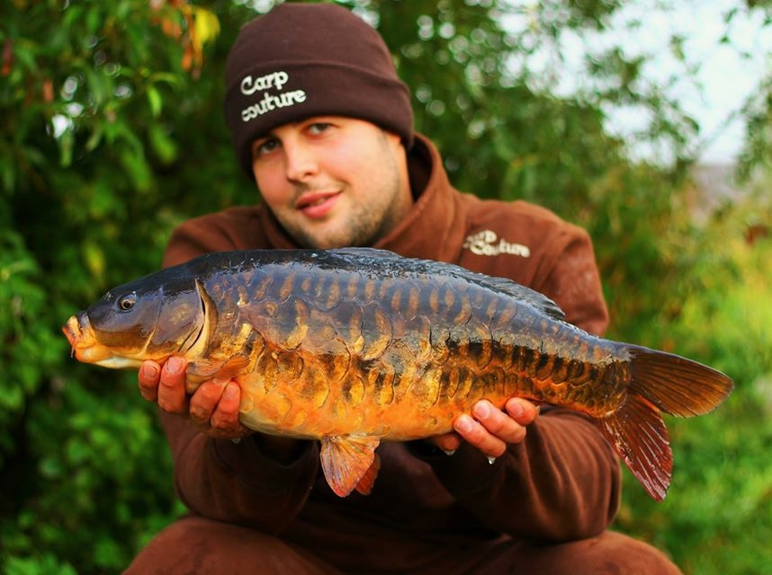 Ash Turner: A stunning little Sutton 9lb 6oz, Sept 2015